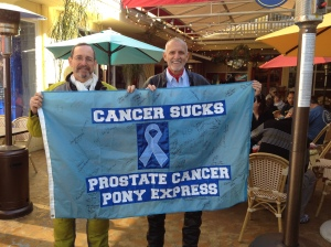 Prostate Cancer Pony Express in La Jolla, CA