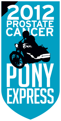 Prostate Cancer Pony Express, Prostate Cancer, Prostate Cancer Awareness Project